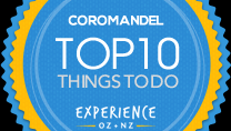 Mercury Bay Estate named as Coromandel's Top 10 Things to Do
