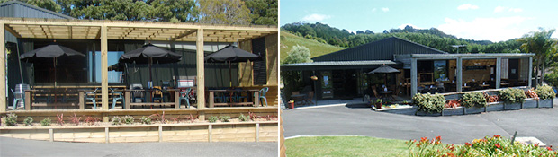 Mercury Bay Weddings - Cellar Door