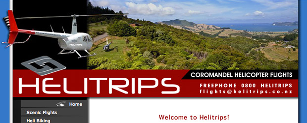 Coromandel Helicopter Flights